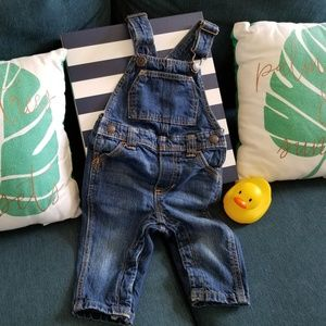 Baby overalls size 6-12
